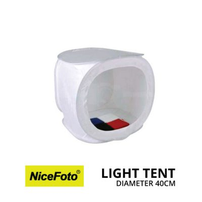 jual NiceFoto Light Tent 40cm HQ
