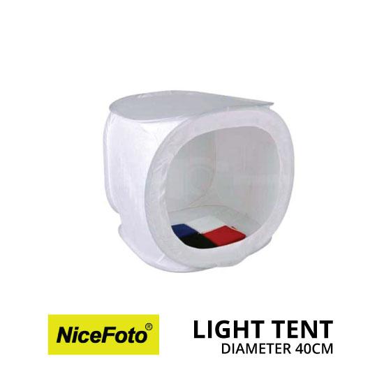 jual NiceFoto Light Tent 40cm HQ