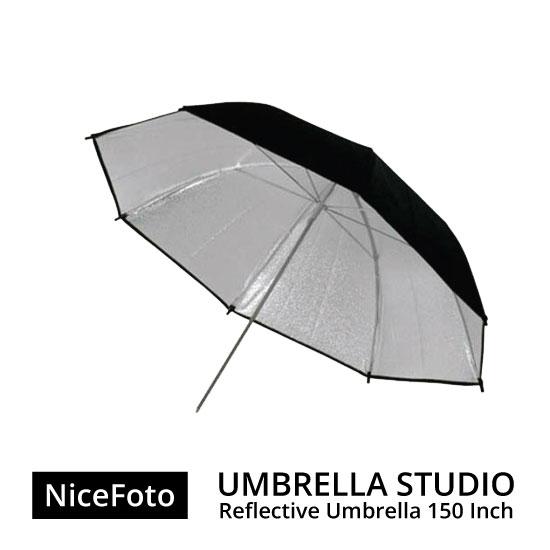 jual Payung Studio - NiceFoto Reflective Umbrella 150 inch