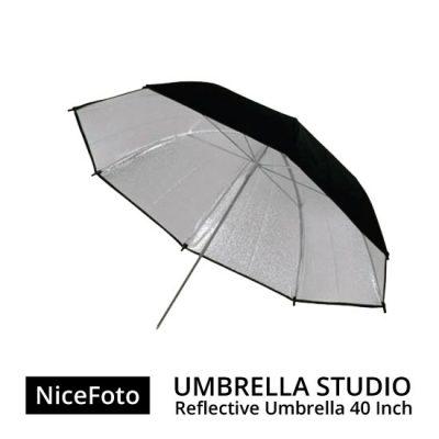 jual Payung Studio - NiceFoto Reflective Umbrella 40 inch
