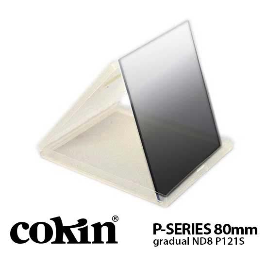 Jual Cokin Filter P-Series 80mm Grad ND8 P121S surabaya jakarta