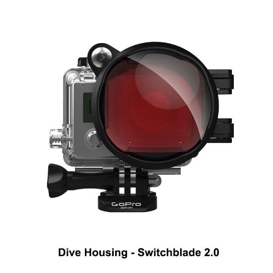 PolarPro Dive Housing Switchblade2.0