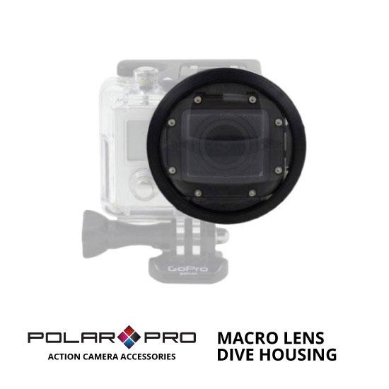 jual PolarPro Dive Housing Macro Lens