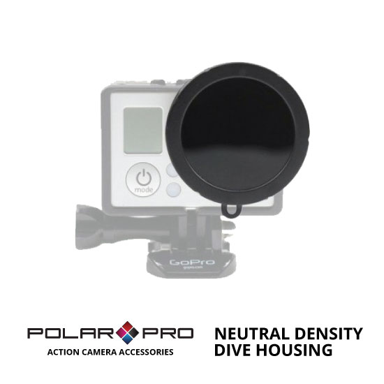 jual PolarPro Dive Housing Neutral Density Filter