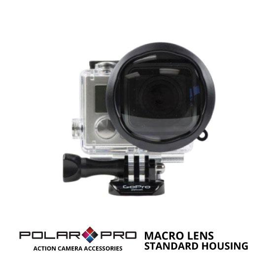 jual PolarPro Standard Housing Macro Lens