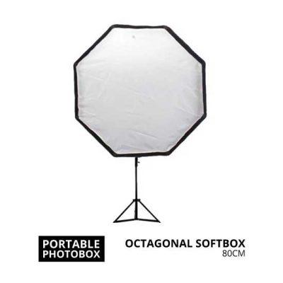 jual Portable Octagonal Softbox 80cm