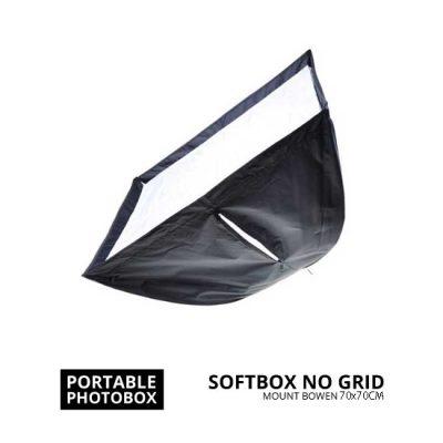 jual Portable Softbox 70x70cm