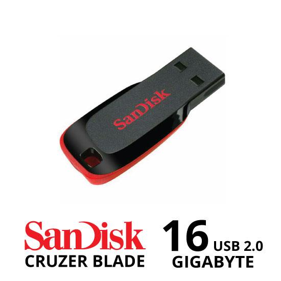 jual Sandisk Cruzer Blade Flashdisk 16GB
