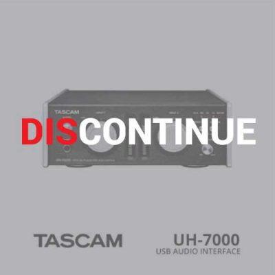 Thumb TASCAM UH-7000 USB Audio Interface discontinue