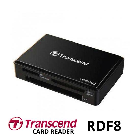 jual Transcend Card Reader RDF8