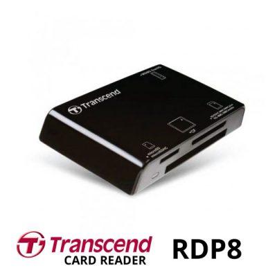 jual Transcend Card Reader RDP8