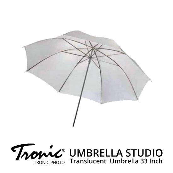 jual Payung Studio - Tronic Umbrella Translucent 33inch