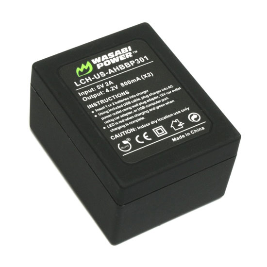 Wasabi Power and Charger Kit