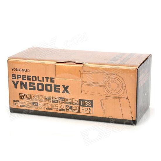 YONGNUO Speedlite YN-500EX