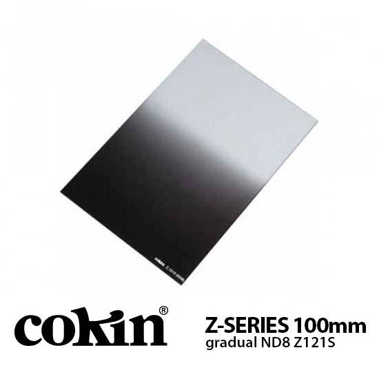 Jual Cokin Filter Z-Series 100mm Grad ND8 Z121S surabaya jakarta