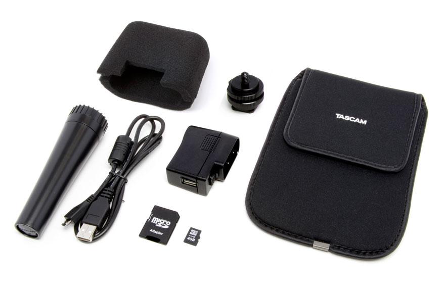 inthebox-Tascam-DR-44WL