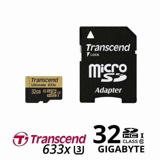 memory card transcend 32gb 633x