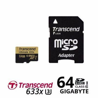 jual memroy card transcend 64gb 633x