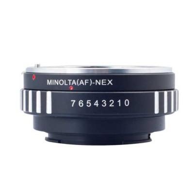 Adapter Minolta AF to NEX