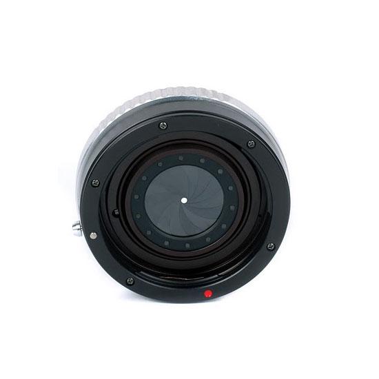 Kernel Adjust Aperture Lens From EOS to Nex