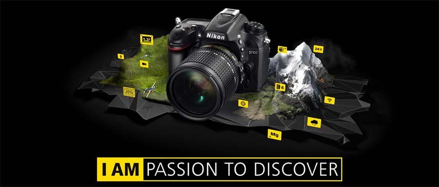 Jual Nikon D7100
