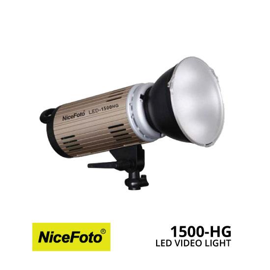 jual NiceFoto Video Light LED-1500HG (3200K)