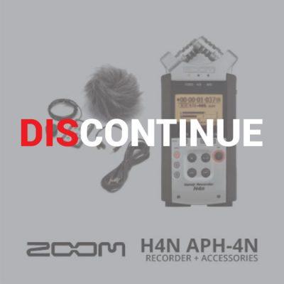 Thumb H4N discontinue