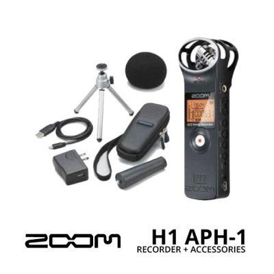 jual ZOOM H1 Recorder dan APH-1 Accessory