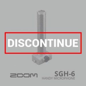 jual ZOOM SGH-6 Handy Recorder