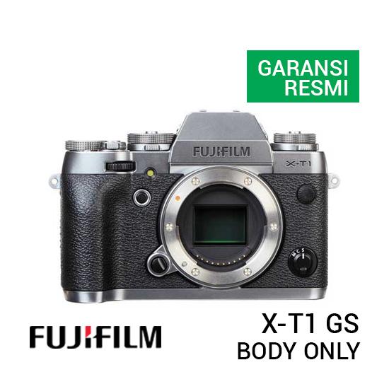 jual kamera Fujifilm X-T1 GS Body harga murah surabaya jakarta
