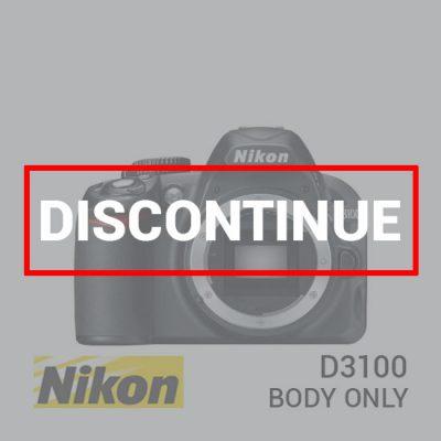 jual kamera Nikon D3100 Body harga murah surabaya jakarta