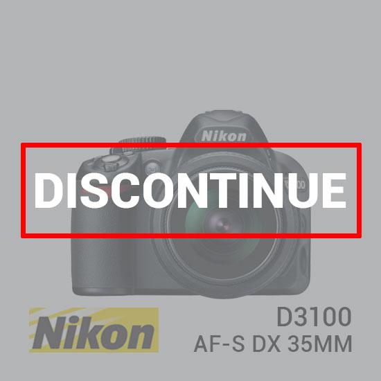 jual kamera Nikon D3100 Nikon Kit AF-S DX 35mm f/1.8G harga murah surabaya jakarta