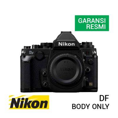 jual kamera Nikon DF Body harga murah surabaya jakarta