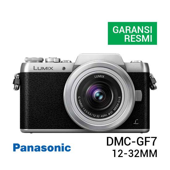 jual kamera Panasonic Lumix DMC-GF7 Kit 12-32mm harga murah surabaya jakarta