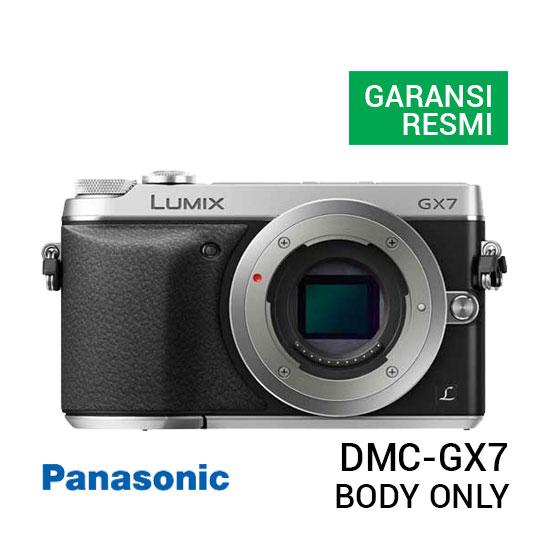 jual kamera Panasonic Lumix DMC-GX7 Body Only harga murah surabaya jakarta