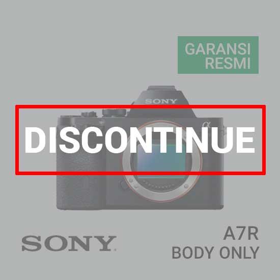 Jual Digital Kameras Mirrorless Sony A7R Body Only harga murah