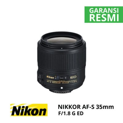jual Nikon AF-S 35mm f1.8G ED