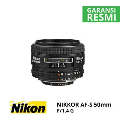 jual Nikon AF-S 50mm f/1.4G