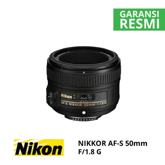 jual Nikon AF-S Nikkor 50mm f/1.8G