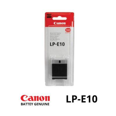 jual Canon Battery Genuine LP-E10