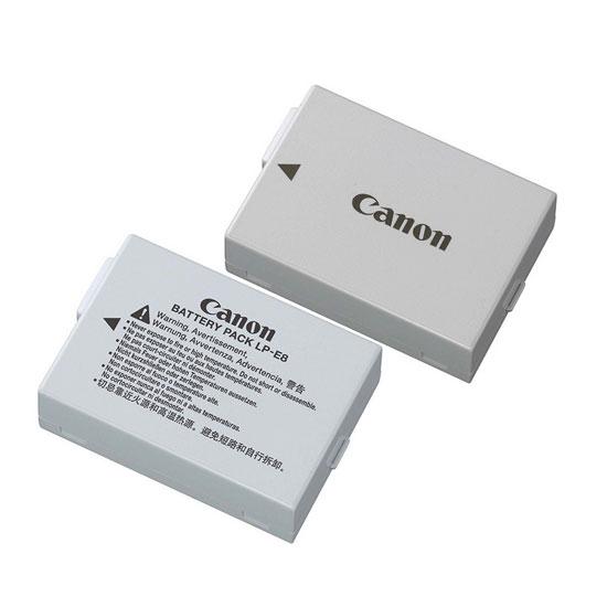 Jual Canon Battery Genuine LP-E8 Plazakamera.com Surabaya & Jakarta