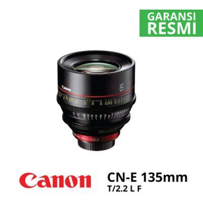 jual Canon CN-E135mm T2.2 L F