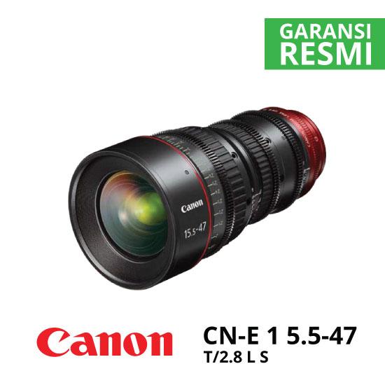 jual Canon CN-E15.5-47mm T2.8 L S
