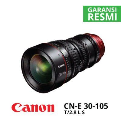 jual Canon CN-E30-105mm T2.8 L S
