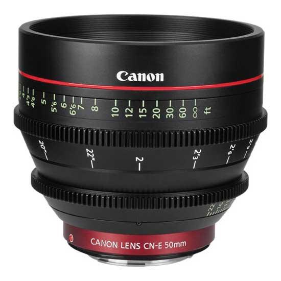 Canon CN-E50mm T1.3 L F