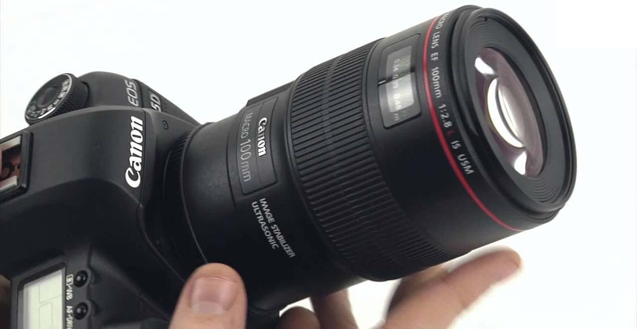 jual Canon EF 100mm f/2.8L IS USM Macro