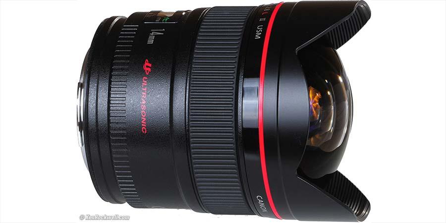 jual Canon EF 14mm f/2.8 L II USM