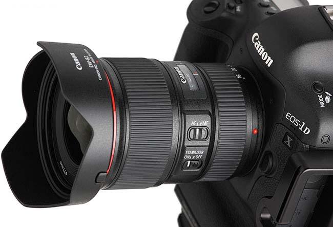 jual Canon EF 16-35mm f/4L IS USM