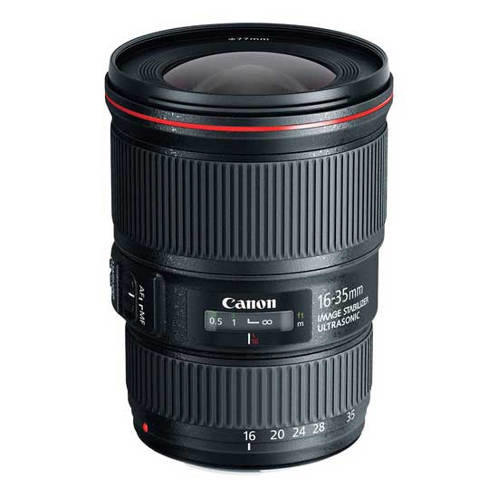 Jual Lensa Canon EF 16-35mm f/4L IS USM Harga Murah Surabaya & Jakarta