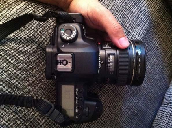 jual Canon EF 20mm f/2.8 USM